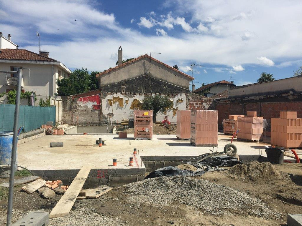 Construction maison neuve toulouse for Construction neuve